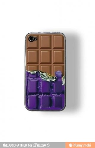 jewels phone cover chocolate iphone technology