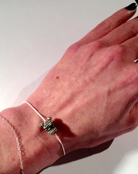 bag lloom design nice bracelets light zebra colorful