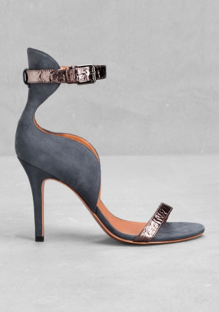 Suede sandals   Suede sandals   & Other Stories