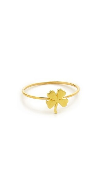 mini ring gold jewels