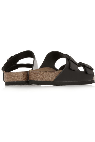 Birkenstock | Arizona leather slides | NET-A-PORTER.COM