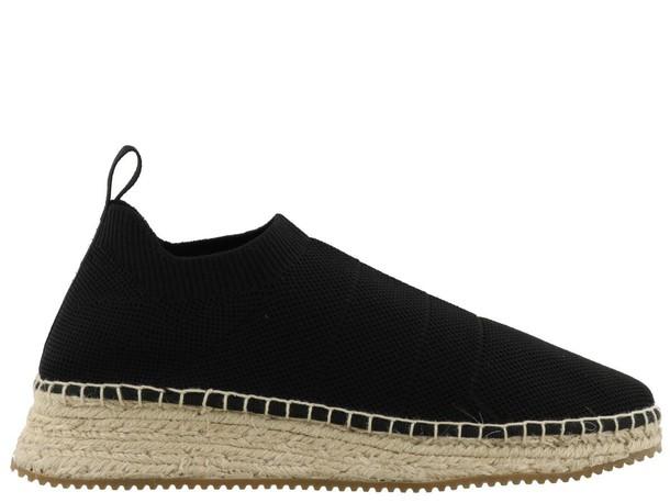 Alexander Wang espadrilles black shoes