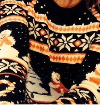 sweater christmas sweater ugly christmas sweater snowman pattern