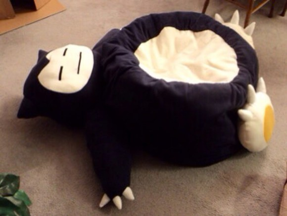 pokemon bag bean bag chair