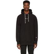hoodie,oversized,black,sweater