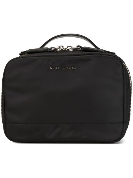 Marc Jacobs classic make-up travel case, Black, Polyester