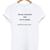 Always Remember That You're Unique T-shirt - StyleCotton