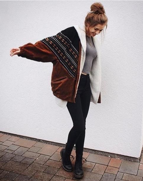 coat hippie
