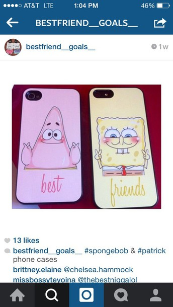 phone cover best friend cases