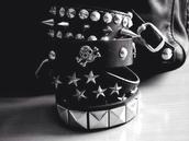 jewels,punk,skull,black