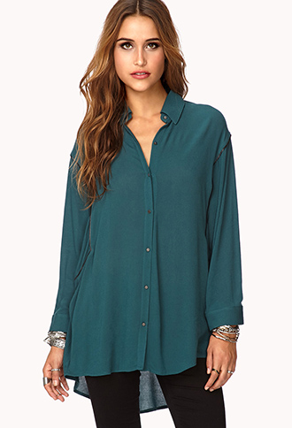 Favorite Dolman Blouse | LOVE21 - 2000052089