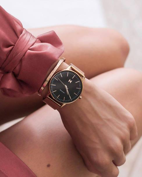 jewels mvmt watches mvmt accessories Accessory watch gold watch black watch bracelets gold bracelet