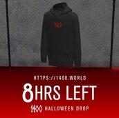 sweater,merch,14,1400,artist,trippieredd,halloween