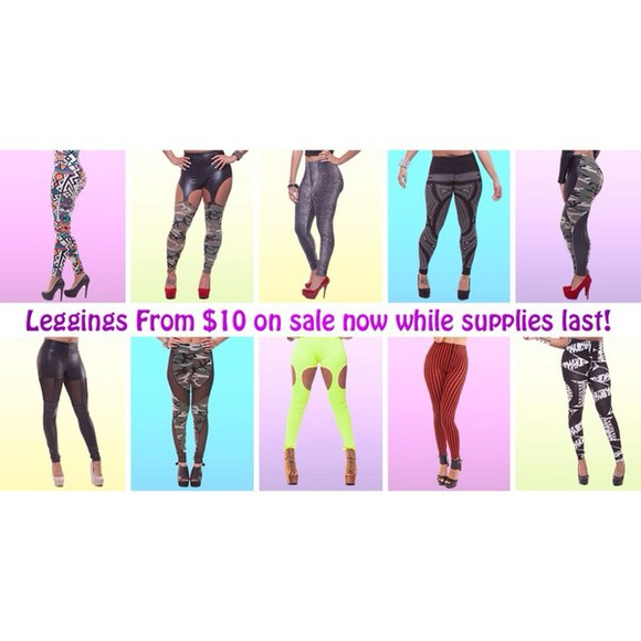 pants leggings printed leggings high waisted leggings tribal leggings aztec leggings colorful leggings