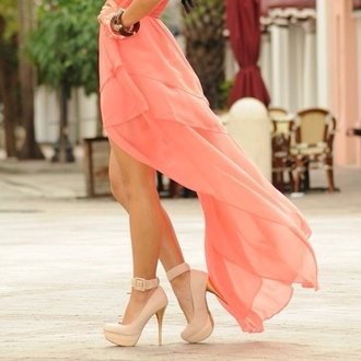 shoes nude high heels nude pumps nude high heels cute high heels beige shoes heels beige high-low dresses