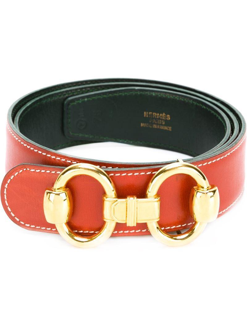 5336a713d2a Gucci - padlock web belt - women - Polyester Spandex Elastane - 90 ...