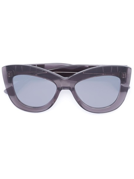 women sunglasses grey
