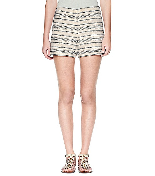 Nicole Short  : Women's Trousers & Shorts | ToryBurch.co.uk