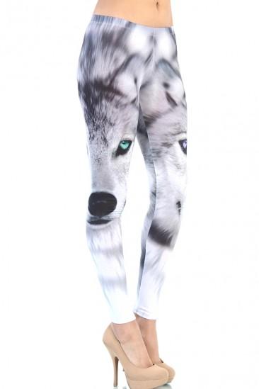 OMG Wolf Leggings