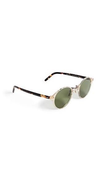 Oliver Peoples Eyewear sunglasses green