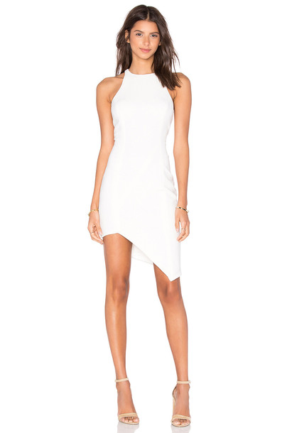 JAY GODFREY dress white