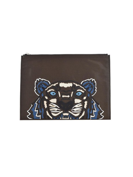 Kenzo tiger clutch bag