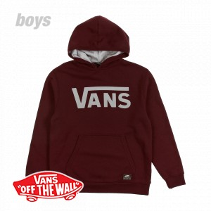 Sweats à capuche Vans - Sweat à Capuche Classic Vans - Port Royale/Pebble