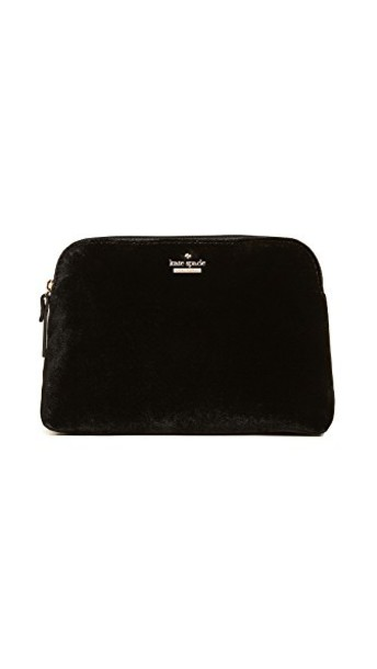 Kate Spade New York bag velvet black