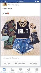 jacket,shirt,top,crop tops,black,white,sweater,army colored,cotton,shoes
