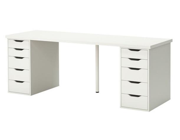 home accessory desk vanity.   white.  desk. bedroom