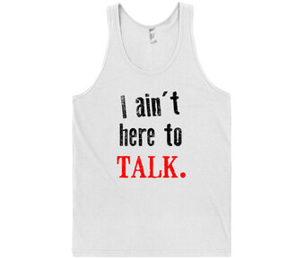 tank top quote on it cool trendy style summer sporty funny white red black sportswear stylish clothes