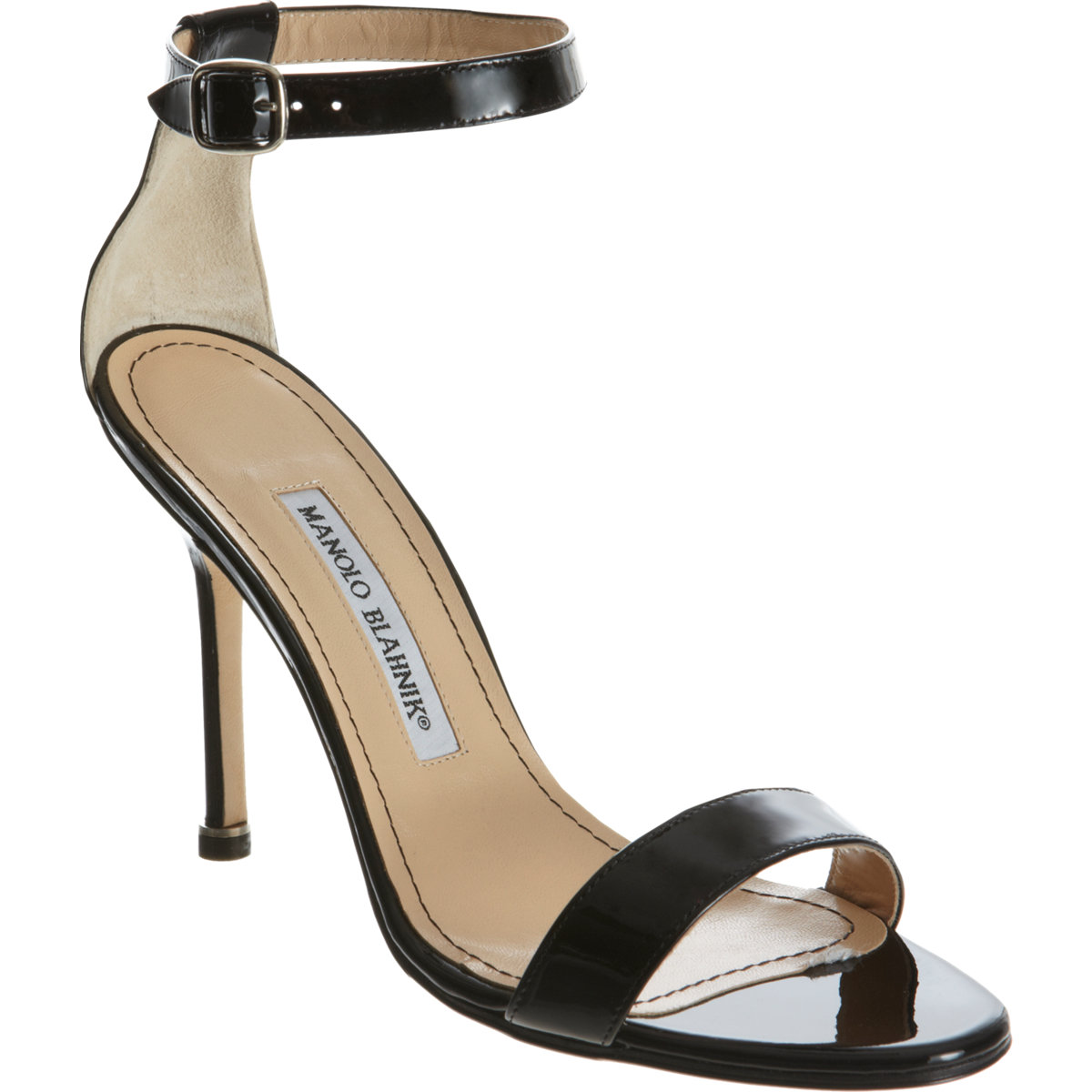 Manolo Blahnik Chaos at Barneys.com