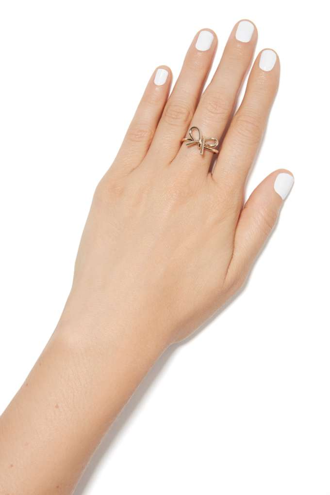 Bow Out Ring | Shop Rings at Nasty Gal