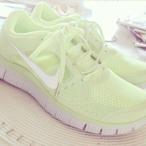 shoes lemon nikes