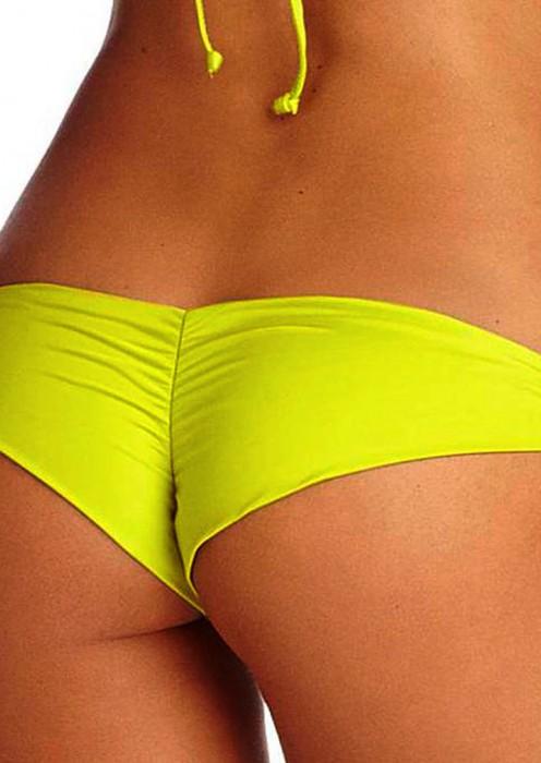 Citron samba brazilian bottom