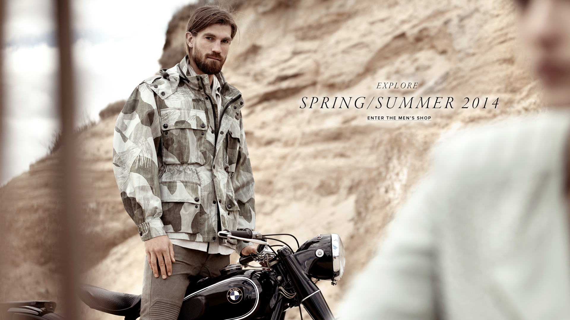 Belstaff | Luxury Men's and Womenswear, Bags and Shoes since 1924