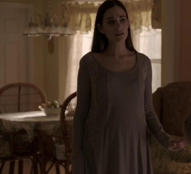 dress resurrection sweater dress long sleeves