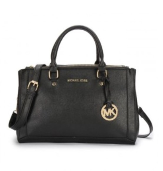 bag black handbag michael kors