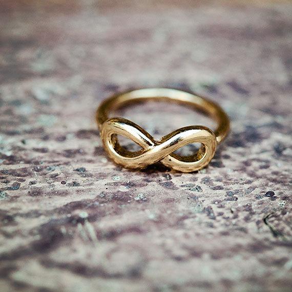 Infinity Knuckle Midiring Ring