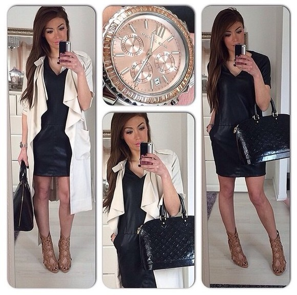 dress little black dress high heels, black, gold, sandals, sneakers, white, gold shoes jewels jacket