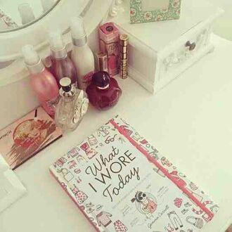 home accessory notebook cute