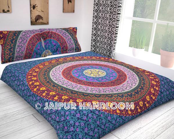 Thalia Mandala Duvet Cover