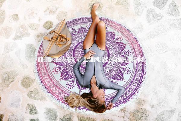 Bel Mandala Roundies