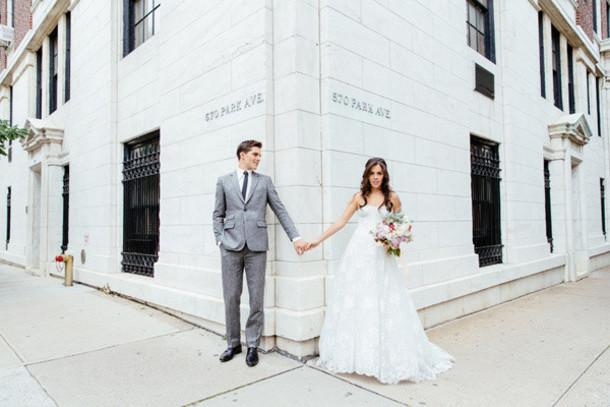 ruffled blog blogger wedding clothes mens suit groom wear wedding wedding dress bustier wedding dress street