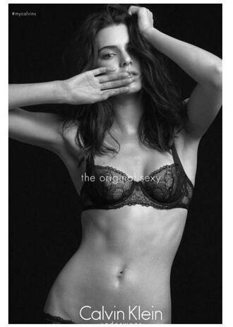 underwear bra lace lingerie lace bra kendall jenner model calvin klein calvin klein underwear