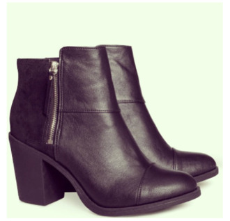 shoes boots zip winter boots leather ankle boots