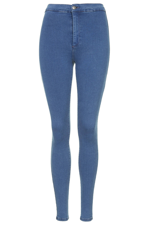 Moto pretty blue joni jeans