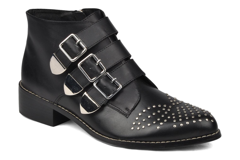Lalia by georgia rose (negro): entrega gratuita de tus boots y botines lalia georgia rose en sarenza