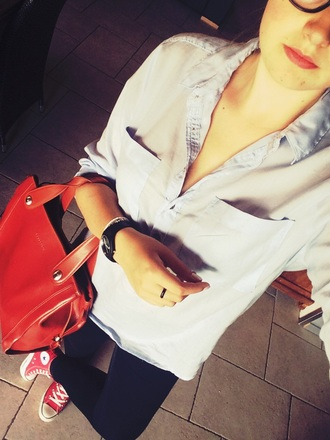 bag beautysta basket cuir schoo girl classy converse longchamp