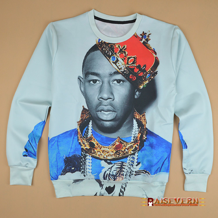 Aliexpress.com : buy fashion 3d tyler the creator printed women pullover and pullovers mark ofwgkta leader hoodie teenage girls outdoors casual cloth from reliable cloth steering wheel covers suppliers on guangzhou raisevern international clothing co. ltd